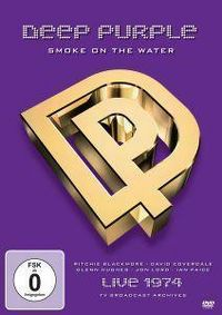 Cover Deep Purple - Smoke On The Water - Live 1974 [DVD]